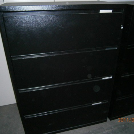 4 drawer meridian lateral cabinets for Meridian cabinets