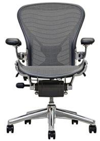 Herman Miller Aeron Task Chair Office Furniture