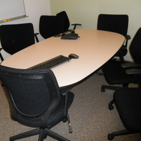 Herman Miller Eames Conference Tables QOL Office Furniture - Eames oval conference table