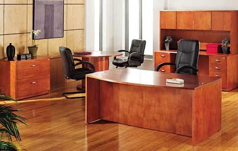 Alera Series Wood Desking